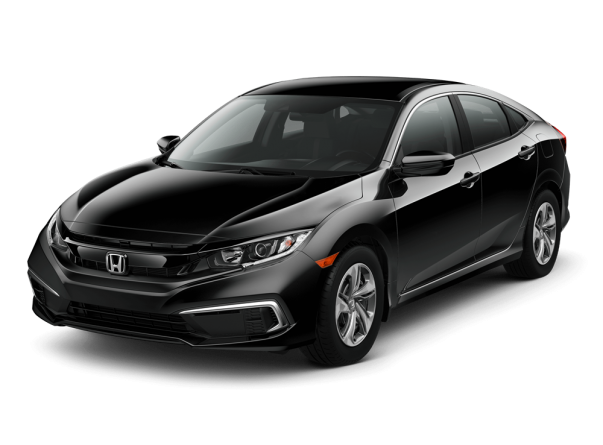 CIVIC BERLINE NOIR